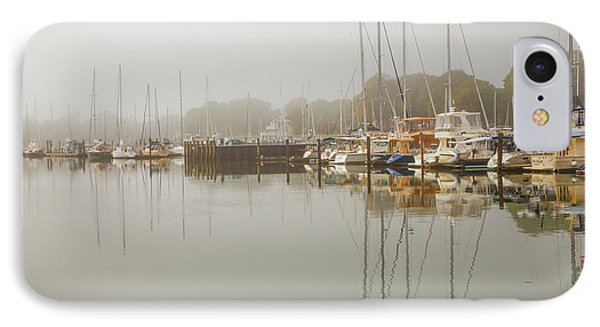 Reflections In The Fog IPhone Case