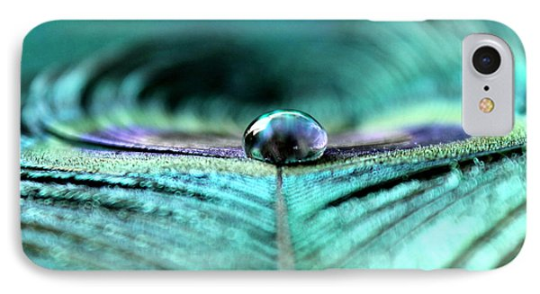 Reflections Of Clarity IPhone Case by Krissy Katsimbras