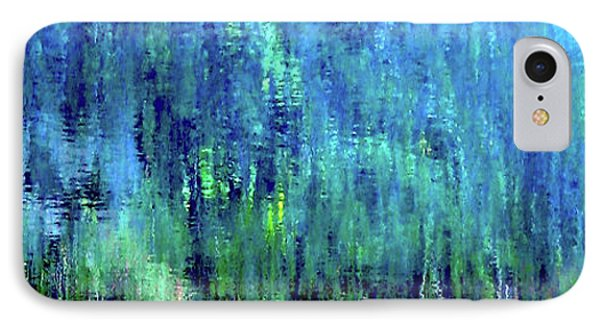 Reflections Of Monet 8155 H_12 IPhone Case