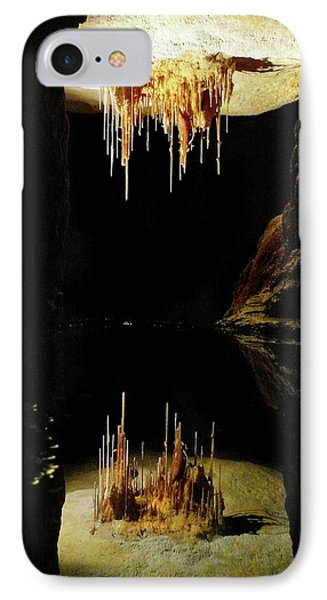 Reflections Of The Underworld IPhone Case