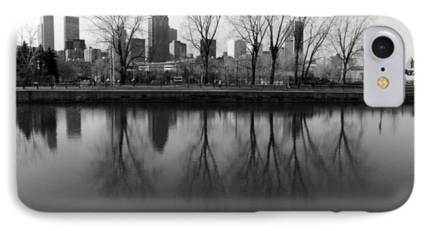 Reflections IPhone Case by Robert Knight