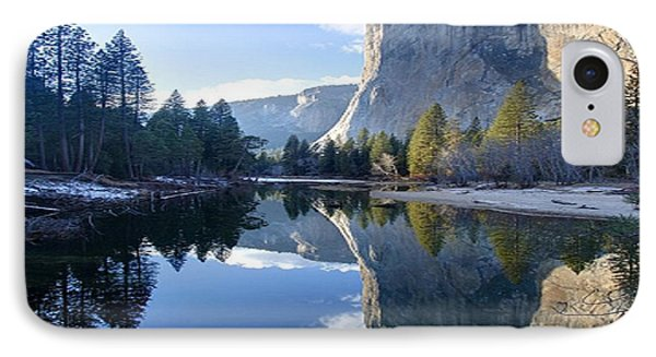 Reflections IPhone Case by Rod Jellison