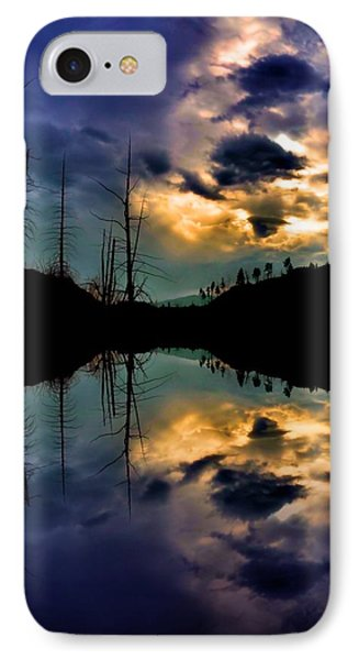 Reflections IPhone Case by Tara Turner