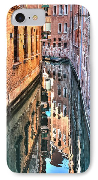 Reflections Venice Italy IPhone Case