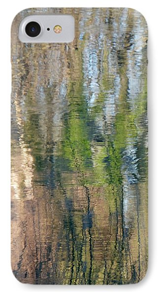 IPhone Case featuring the photograph Reflet Rhodanien Pastel 1 by Marc Philippe Joly
