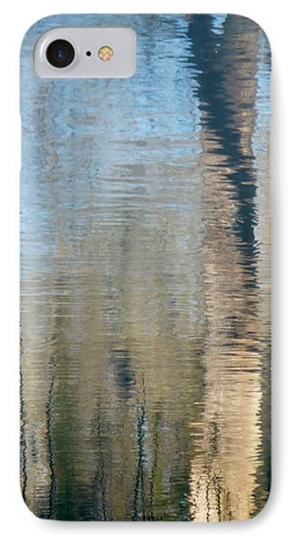 IPhone Case featuring the photograph Reflet Rhodanien Pastel 2 by Marc Philippe Joly