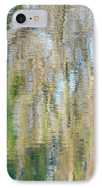 IPhone Case featuring the photograph Reflet Rhodanien Pastel 3 by Marc Philippe Joly