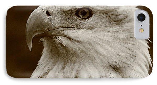 Regal  Eagle Phone Case by Bruce J Robinson