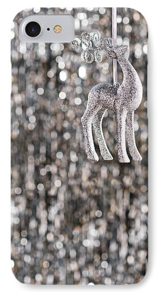IPhone Case featuring the photograph Reindeer  by Ulrich Schade