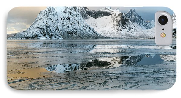 Reine, Lofoten 5 IPhone 7 Case by Dubi Roman
