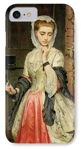 Rejected Addresses Phone Case by Charles Sillem Lidderdale