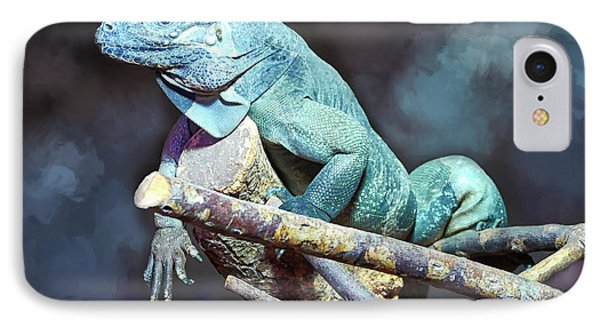 IPhone Case featuring the photograph Relaxation by Jutta Maria Pusl