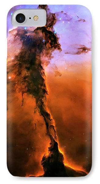 Release - Eagle Nebula 2 IPhone Case by Jennifer Rondinelli Reilly - Fine Art Photography