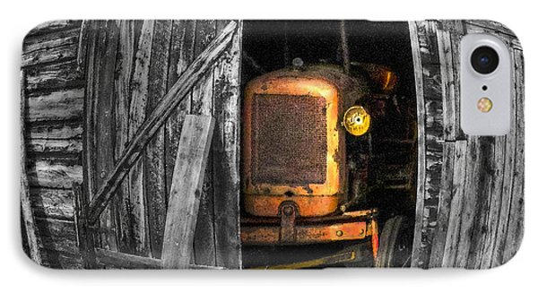 Relic From Past Times IPhone Case by Heiko Koehrer-Wagner