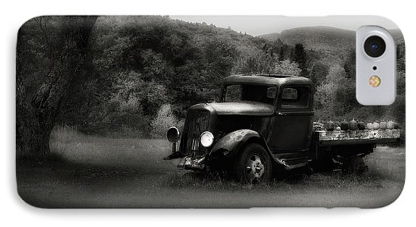 IPhone Case featuring the photograph Relic Truck by Bill Wakeley