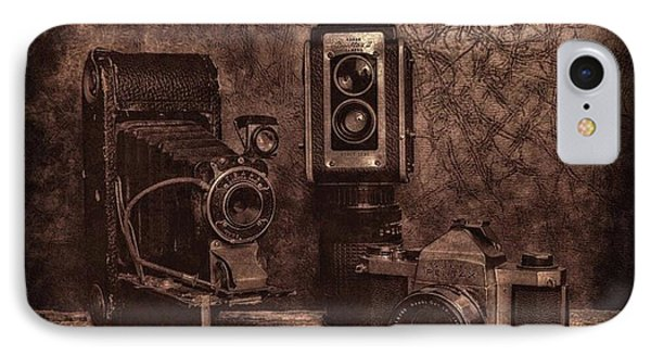IPhone Case featuring the photograph Relics by Mark Fuller
