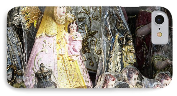 Religious Statuettes For Sale Phone Case by Skip Nall