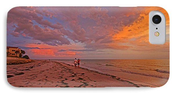 Remains Of The Day IPhone Case by HH Photography of Florida