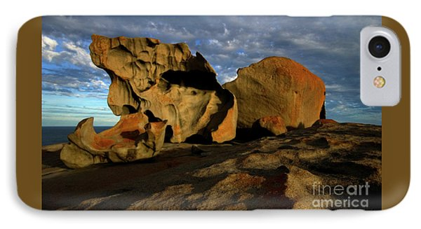 Kangaroo iPhone 7 Case - Remarkable by Mike Dawson