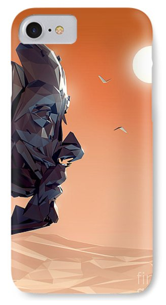 Remember Me Sunset IPhone Case by Pixel Chimp