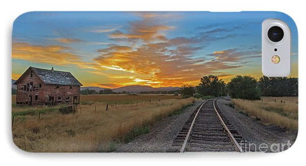 Remember When IPhone Case by Robert Bales