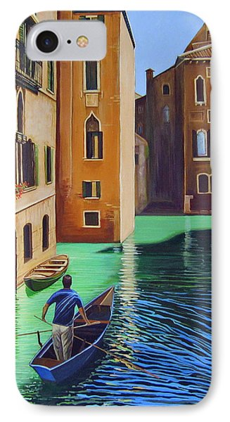 Remembering Venice IPhone Case