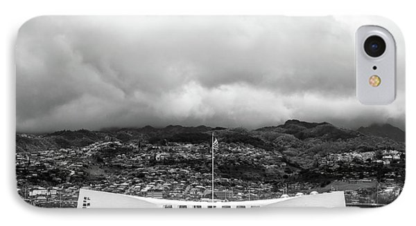 IPhone Case featuring the photograph Remembrance by Colleen Coccia