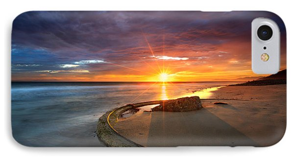 Remnant Revisited IPhone Case by Dan Holmes