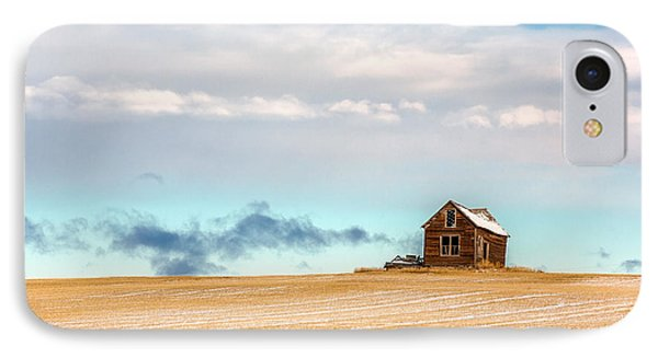 Remnants Of The Past IPhone Case by Todd Klassy