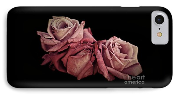 Renaissance Roses IPhone Case by Patricia Strand