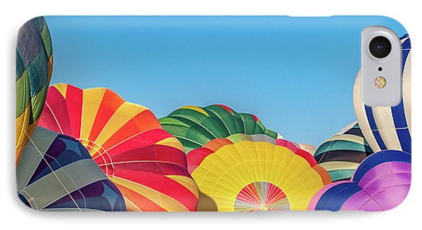 Reno Balloon Races IPhone Case by Bill Gallagher
