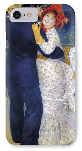 Renoir: Dancing, 1883 Phone Case by Granger