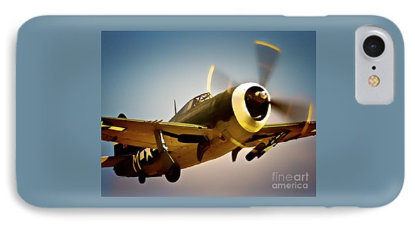 Republic P-47 Thunderbolt Thunder Jug IPhone Case