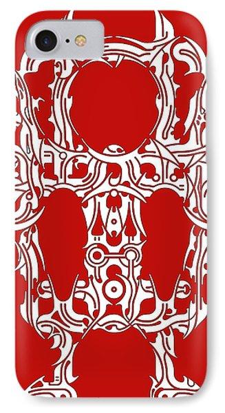 Requiem II Phone Case by David Umemoto