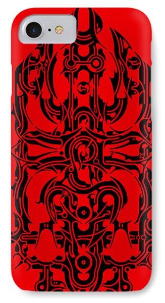 Requiem IIi Phone Case by David Umemoto
