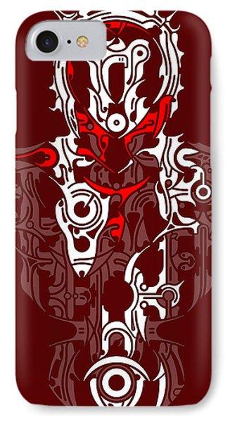Requiem V Phone Case by David Umemoto