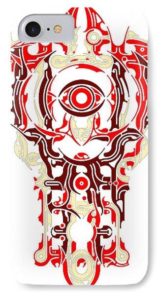 Requiem Vi Phone Case by David Umemoto