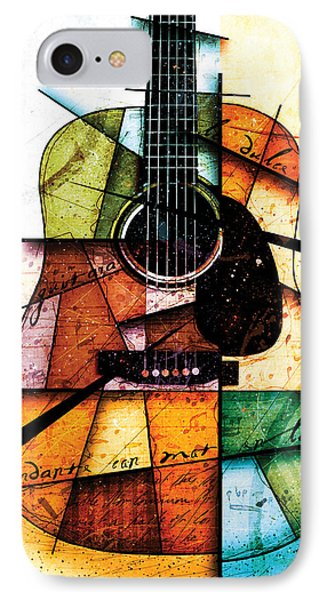 Resonancia En Colores IPhone Case by Gary Bodnar