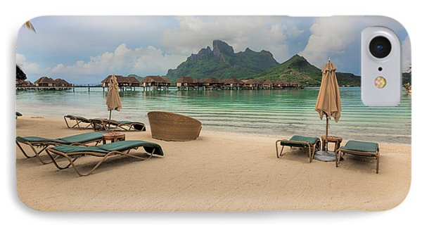 Resort Life IPhone Case