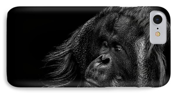 Ape iPhone 7 Case - Respect by Paul Neville