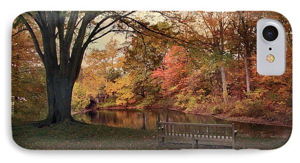 IPhone Case featuring the photograph Respite River by Jessica Jenney