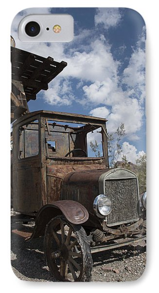 IPhone Case featuring the photograph Rest Stop by Annette Berglund