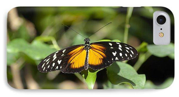 Resting Butterfly Phone Case by Sven Brogren