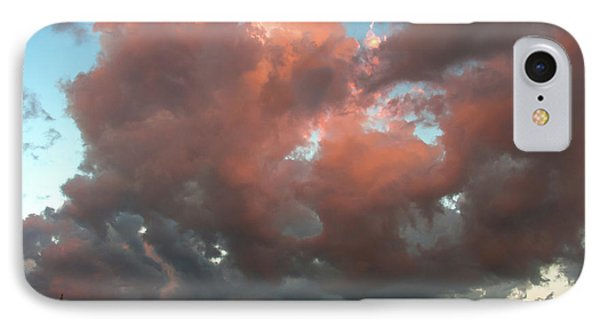 Resting In The Sunset IPhone Case by Carolyn Dalessandro