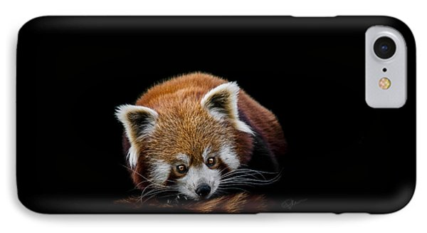 Restless IPhone Case by Paul Neville