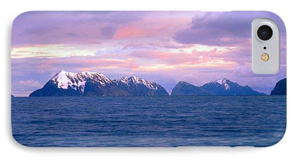 Resurrection Bay And Kenai Fjords IPhone Case