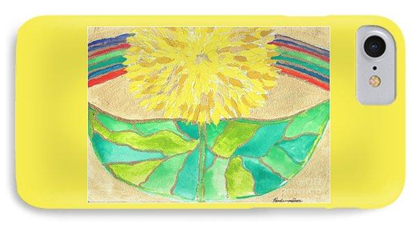 Resurrection Flower I IPhone Case by Pamela Von Gizycki