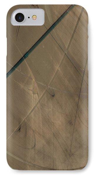 Resurrection Of Horus - Left IPhone Case