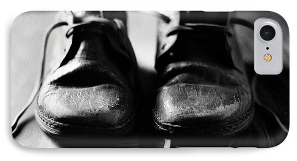 Retired Old Shoes IPhone Case