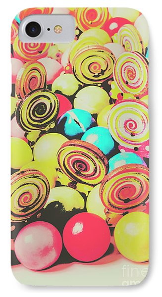 Retro Confectionery IPhone Case